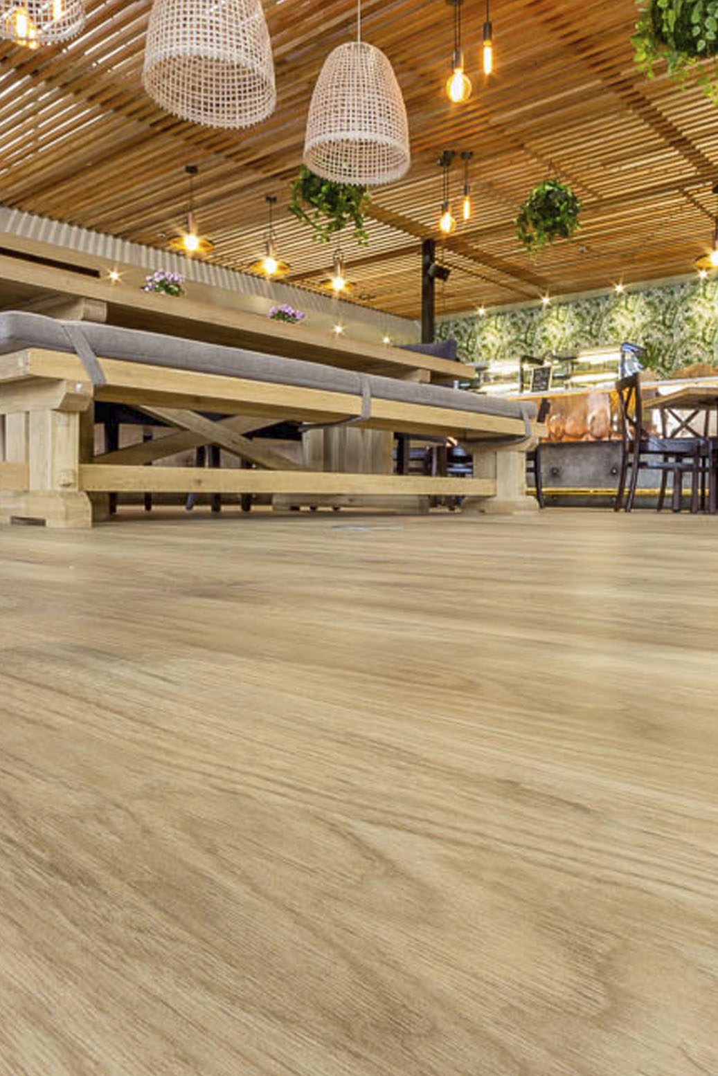 TIER™ FLOORING GALLERY